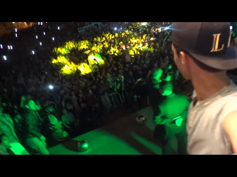 Ultras Brigade Oujda !! festival Oujda le 08/05/2015 halawlaw song