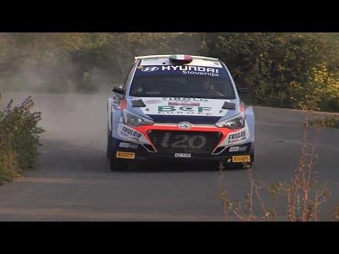 C.I. Rally - 36° Rally Due Valli PS2 12/10/2018