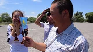 Қытайда 9 ай мырзақамақта болған ҚР азаматы Үйсін Бабан елге оралды