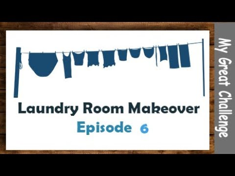 Laundry Room Makeover || Part 6 || Getting Frustrated