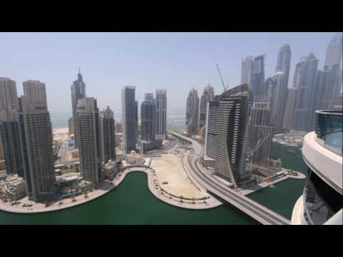 Fully Upgraded Penthouse | Time Place Tower | Dubai Marina