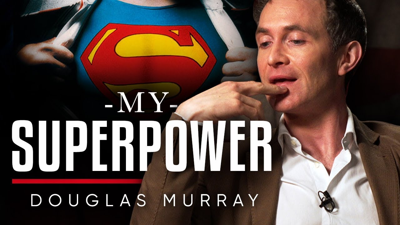 DOUGLAS MURRAY | WHAT IS MY SUPER POWER | London Real