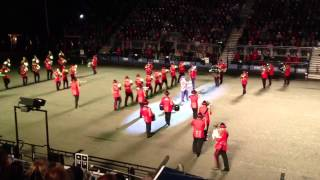 Royal Edinburgh Military Tattoo 2013 - The NZ Army Band