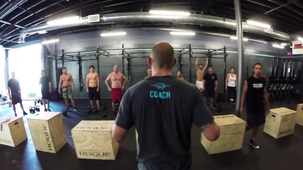 KettleBell Hell at CrossFit Santa Monica