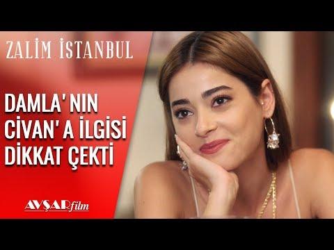 Damla Civan'a Aşık Mı? - Zalim İstanbul 15. Bölüm