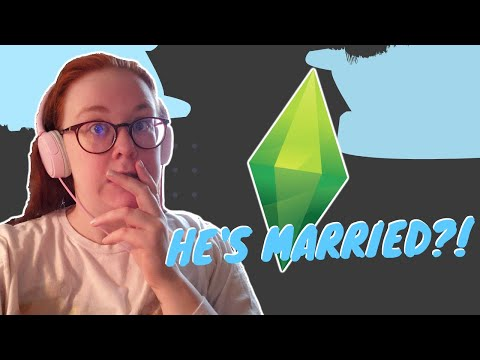 A Married Spy!?   Sims 4 Discover University #6  