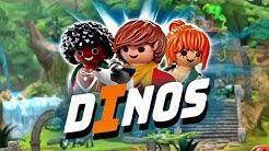 Playmobil Dinos - Spiele App - Let's Play Kinderspiele deutsch