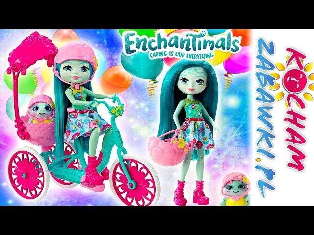 Enchantimals • Wyprawa rowerem • bajki po polsku