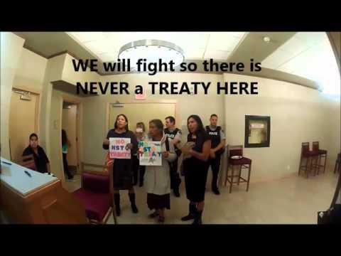BC TREATY Commission VIOLATES HUMAN RIGHTS