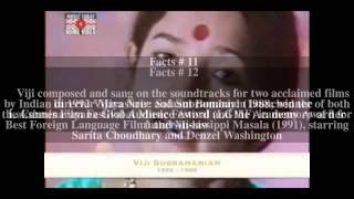 Viji Subramaniam Top # 18 Facts