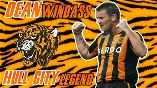 DEAN WINDASS - Hull City legend