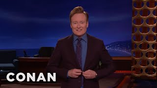 Conan: Paul Manafort's Crime Was Suggesting Trump Run For President  - CONAN on TBS