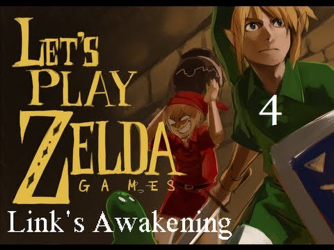Legend of Zelda: Link's Awakening - What do you want me to do, game?! - Part 4