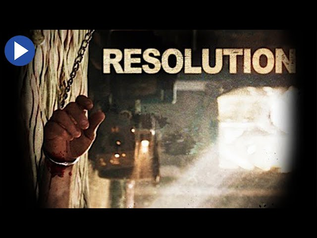 RESOLUTION - CABIN OF DEATH 🎬 Mystery-Thriller in voller Länge 🎬 Spielfilm deutsch HD 2020