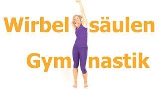 19 min. Rücken - Training mit Gabi Fastner