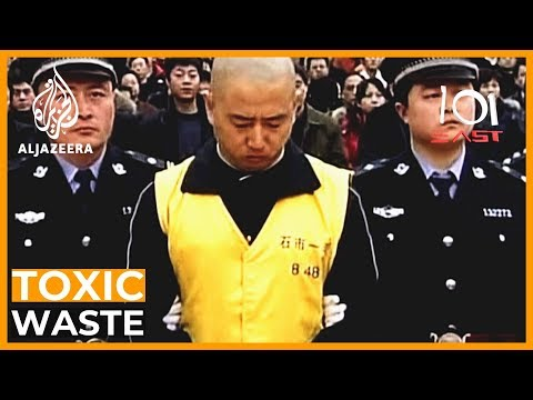 101 East - Food for thought: China's Food Safety