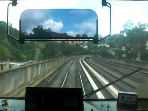 Recorrido en Metro de Caracas, Venezuela