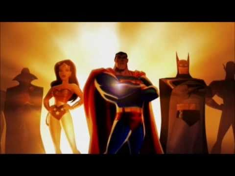 Justice League Unlimited Opening