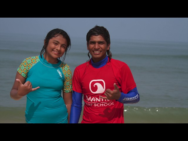 Water Girls at Mantra Surf Club, Mangalore