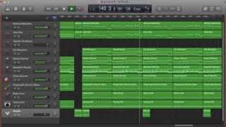 """GarageBand cover of """"Music"""" by Sakanaction, from their self-titled ..."""