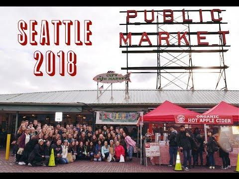 Seattle Choir Trip 2018