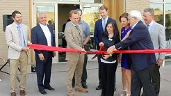 Garden Court at Yale Station Ribbon Cutting 8-17-16