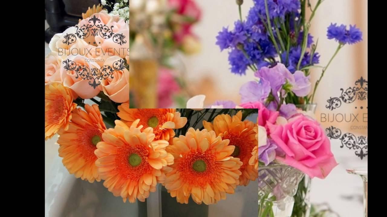 Aranjamente Florale Nunta Constanta Decoratiuni Deosebite Constanta