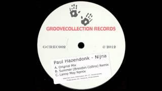 Paul Hazendonk - Nijna
