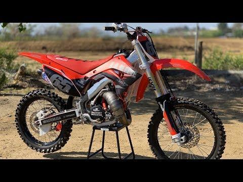 2001 Honda CR125 2 Stroke LA Sleeve Project Bike - Dirt Bike Magazine