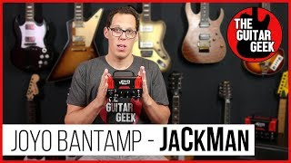 Joyo JaCkMan Micro Head - Marshall JCM budget amp?