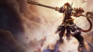 General Wukong - League of Legends (Completo BR)