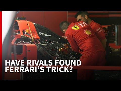 Why Verstappen accused Ferrari of cheating