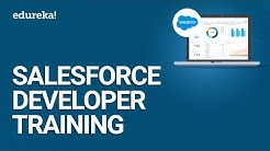 Salesforce Developer Training Videos For Beginners | Salesforce Training Videos | Edureka