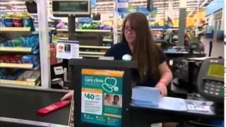 Walmart Healthcare Clinics