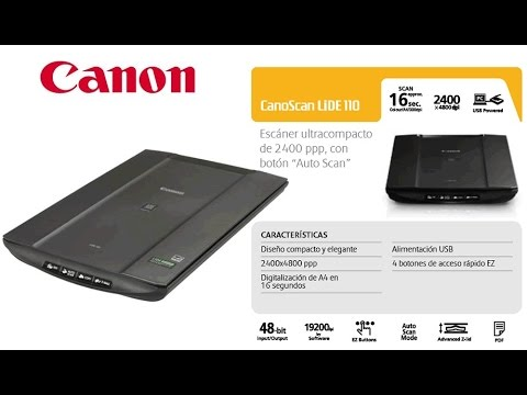 HOW TO INSTALL CANON SCANNER WINDOWS 7 64BIT DRIVER