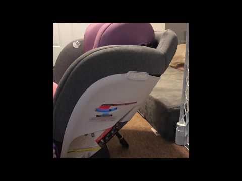 Permalink to Evenflo Car Seat Headrest