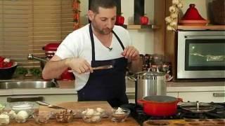 מתכוני סוגת: ריזוטו פטריות - מנת אורז איטלקית