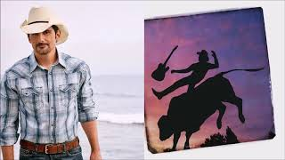 Brad Paisley - Bucked Off (Audio)