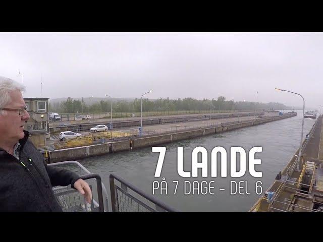 7 lande på 7 dage - Del 6 (Rhinen)