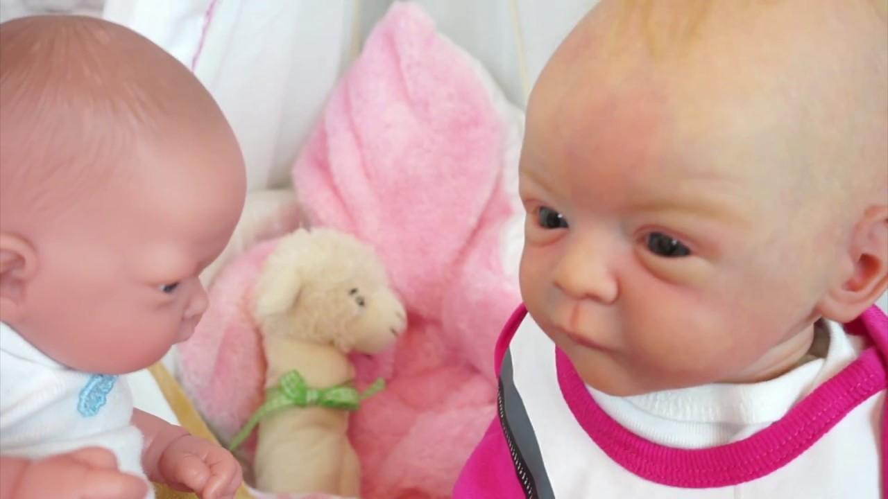 23dee1cf75b9 Rutina para dormir de mis muñecos bebés Ben y Lindea ¿Se van a Eurodisney?