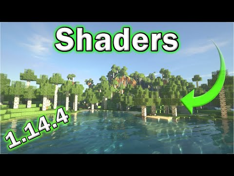 Tutorial - How To Install Shaders For Minecraft 1.14.4