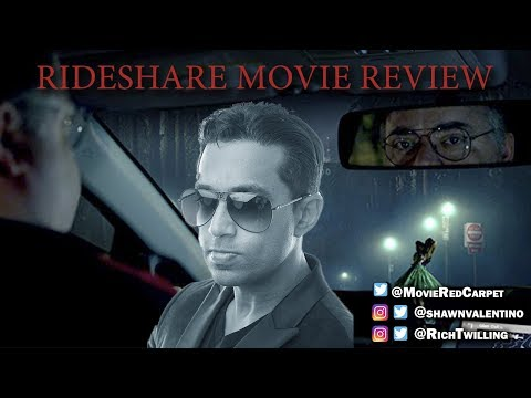 Rideshare Review - RED CARPET MOVIE REVIEWS - The Showstopper Shawn Valentino