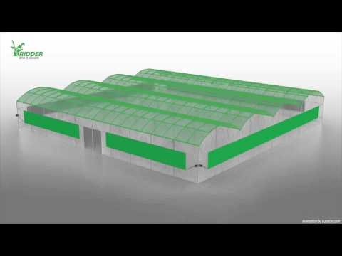 Greenhouse Automation | Horticulture 3D Animation
