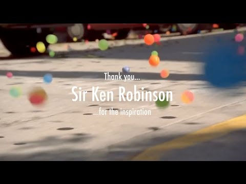 SIR KEN ROBINSON - How Are You Intelligent?