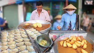 Cặp vợ chồng chế món bánh độc lạ kiếm tiền triệu mỗi ngày