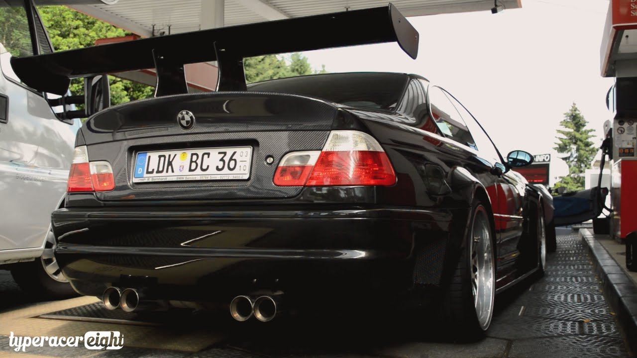 Bmw M3 E46 Gtr By Mosselman
