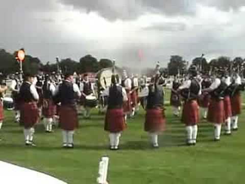 The Band Club - Perth Games - Grade 1 Medley 2008