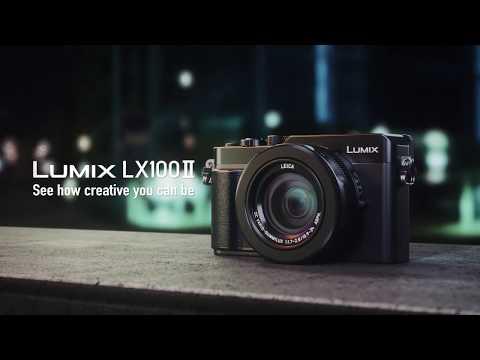 Panasonic LUMIX DC-LX100 II Digital Camera