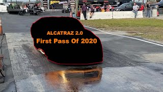 FIRST PASS OF THE SEASON!!!! 2020 is gonna be a good year!!!! Can We Take The Record This Weekend??