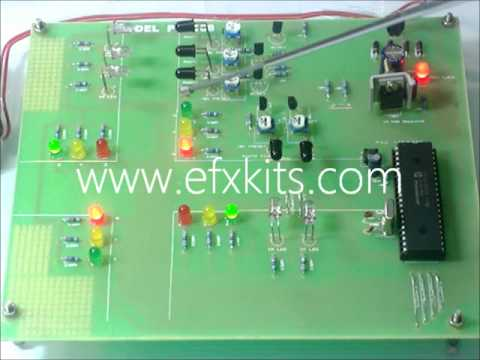 Automatic Traffic Light Control System Using Pic Microcontroller